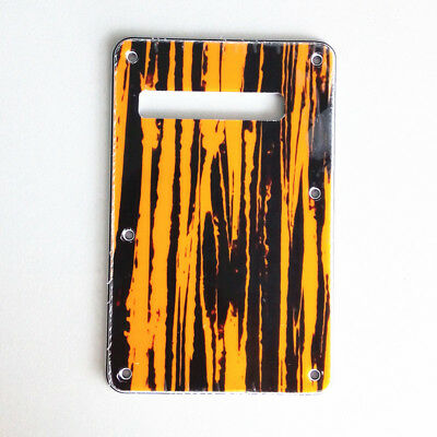 Electric Guitar Trem Tremolo Cavity Cover Back Plate for Fender Strat Parts