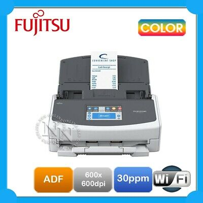Fujitsu ScanSnap iX500 A4 Document USB Duplex Scanner 25PPM/Scan to PDF WIN/MAC