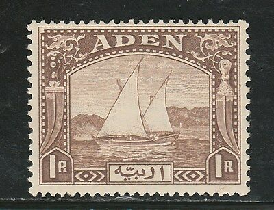 Aden 1937 Dhow 1R