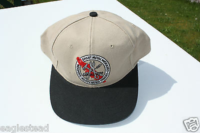 Ball Cap Hat - Sheet Metal Worker Roofer Union Local 276 Vancouver Island (H1006