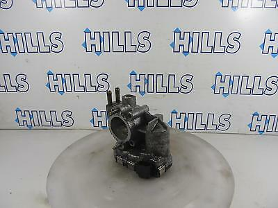 2003 VAUXHALL CORSA 1.2 Petrol Throttle Body 0280750044 825243 09157512