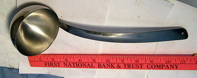 ** WEST BEND Stainless Steel -- Dipper ladle for restaurant or home use **