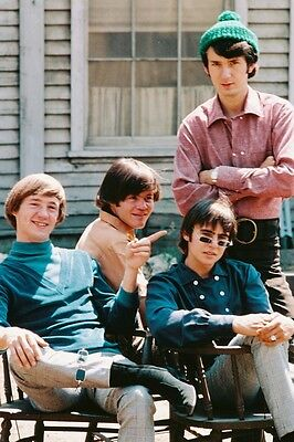 The Monkees 24X36 Color Photo Poster