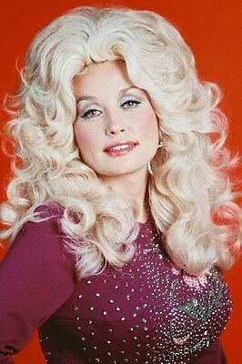Dolly Parton Stunning 24X36 Color Poster Print