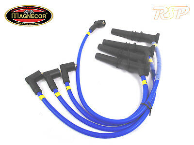 Magnecor 8mm Ignition HT Leads Wires Cable Renault Clio Sport 172 2.0 16v  99-04
