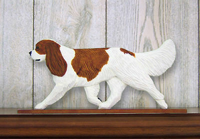 Cavalier King Charles Spaniel Plaque Wall Sign Decor Blenheim