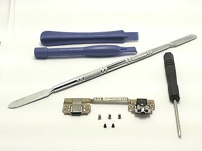 Asus Google Nexus 7 Micro USB Power Audio Ribbon Port Jack Repair Kit With Tools