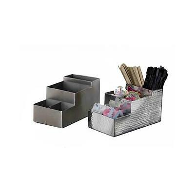 American Metalcraft - BARS5 - Satin Finish Stainless Steel Coffee Caddy