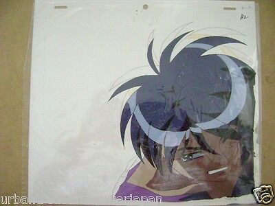 The Vision Of Escaflowne Van Fanel Anime Production Cel 2