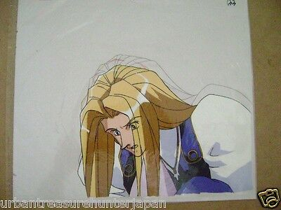 The Vision Of Escaflowne Allen Schezar Anime Production Cel 5