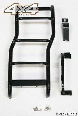 For Land Rover Discovery 3 & 4 Luxury Rear Boot Ladder Steps