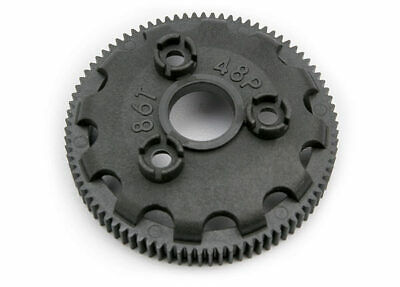 Traxxas Stampede VXL High Top Speed HARD SURFACE 86T Spur Gear 25T Pinion