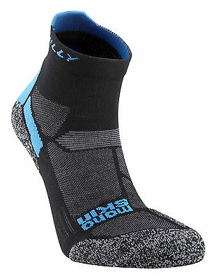 Hilly Urban Mono Skin Energize Anklet Improved Circulation Sports Exercise Socks