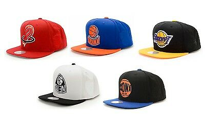1b0355c78fc9a NEW NBA HALL Of Fame x Mitchell and Ness Upside Down Snapback Cap ...