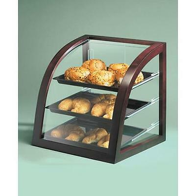 Cal-Mil - P255-52 - Euro 3-Tier Display Case Pastry, Bakery, Muffin