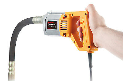 Nordstrand Hand Held Electric Concrete Vibrator + Poker 1.5/2m - 750/800/1100W