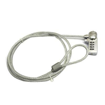New Security Laptop Notebook PC Chain Cable 4-Digit Security Combination Lock