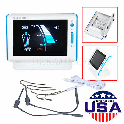 Dental LCD Screen Root Canal Finder Endodontic Apex Locator E3 Electronic Endo