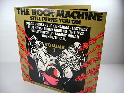 2 LP: Rock Machine - Still Turns You On (A2276/5)