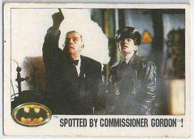 Batman - Card 037 - Spotted By Commissioner Gordon!
