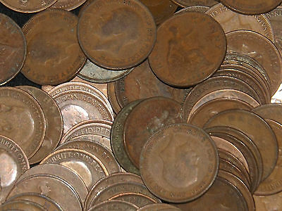 1911-1936 George V Half-Penny 1/2-D Coin Most Dates Available