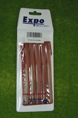 Expo Tools 5 PIECE DIAMOND COATED NEEDLE FILE SET 72512