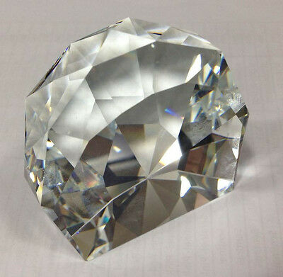 Swarovski Large Arch Crystal Paperweight Authentic MIB - 1186146