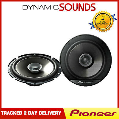 """PIONEER TS-G1721i 17cm 6.5"""" 16.5cm 230W Pair Car Speakers 2Way Coaxial Co axial"""