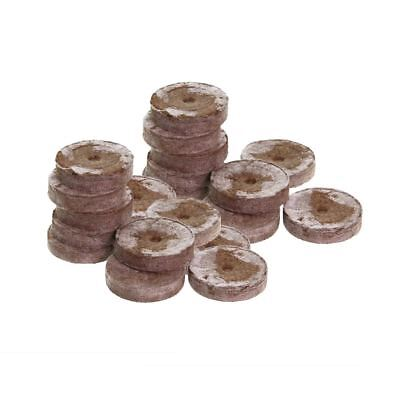 Vitax Compressed Planting Pellets Made From Coir & Wood Fibre - Pack Of 20