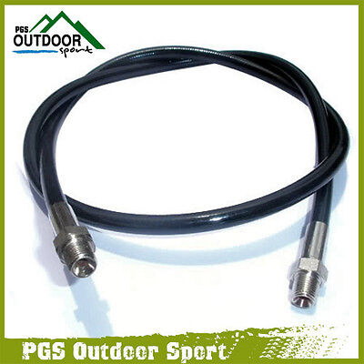 "Paintball PCP High Pressure 37"" Hose Line 4500PSI 1/8NPT"