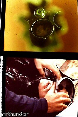 Gerry Anderson's UFO 16mm Colour Film Half Frames - Reflections In Water Entry