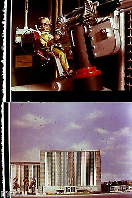 Gerry AndersonThunderbirds16mm Colour Film 1/2 Frames Brains/Building Exterior