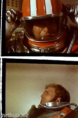 Gerry Anderson's UFO 16mm Colour Film Half Frames - Man Who Came Back Nesbitt