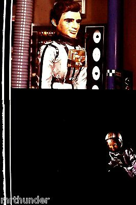 Gerry Anderson's Thunderbirds 16mm Colour Film Half Frames - Astronaut Double B