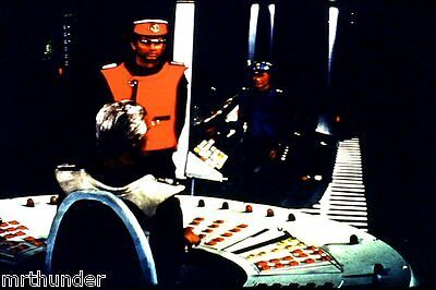 Gerry Anderson's Captain Scarlet 35mm Colour Transparency - Col. White + Scarlet