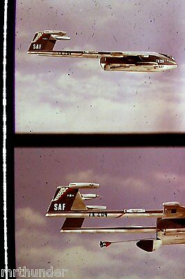 Gerry Anderson Thunderbirds 16mm Colour Film Half Frames Fireflash Rescue Pod B