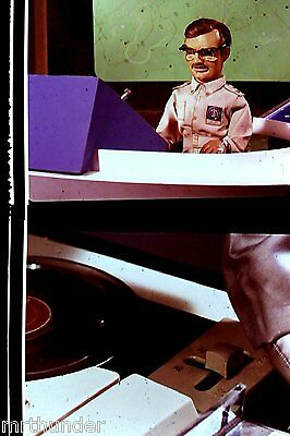 Gerry Anderson'sThunderbirds16mm Colour Film 1/2 Frames - Controller Puppet A