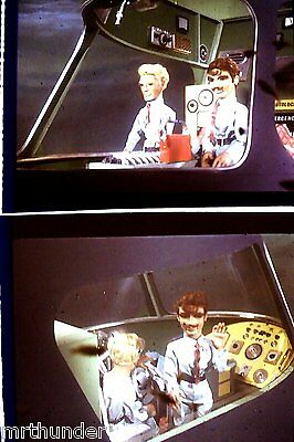Gerry AndersonThunderbirds16mm Colour Film 1/2 Frames Fireflash Cabin Underwater