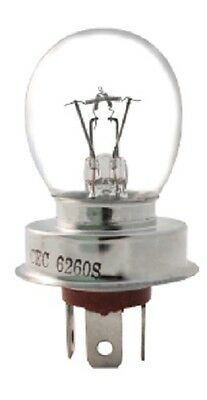 H4 Halogen Bulb Scooter Motorcycle 12V, 60/60W, P36t, DOT