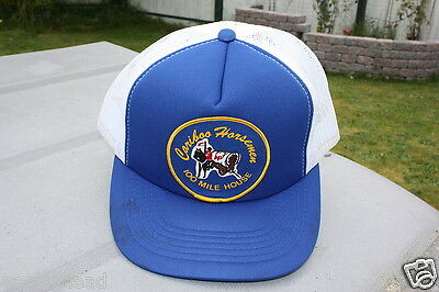 Ball Cap Hat - RCMP - Cariboo Horsemen 100 Mile House BC Covered Wagon (H740)