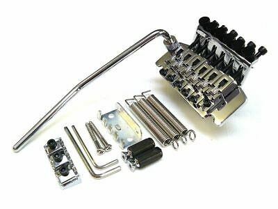 lizenzsiertes Floyd Rose Tremolo in chrom