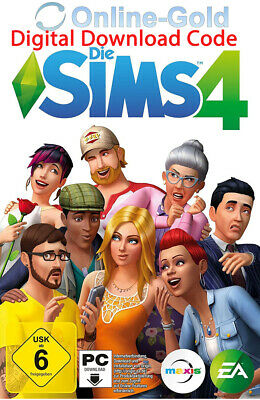 Die Sims 4 Key EA / Origin Download Code [PC][DE/EU][NEU] Hauptspiel Vollversion