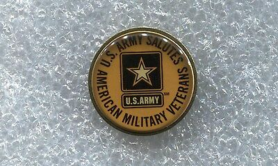 U.s. Army Salutes Military Veterans Pin