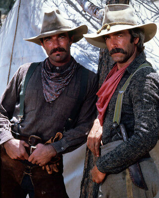 The Sacketts Tom Selleck Sam Elliott 8X10 Photo