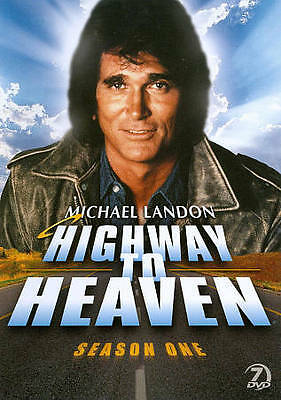 Highway to Heaven ~ Complete 1st First Season 1 One ~ BRAND NEW 7-DISC DVD SET