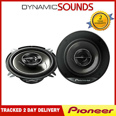 Pioneer 420W Total 2-Way 5.25 Inch 13cm Car Van Door/Shelf Coaxial Speakers Pair