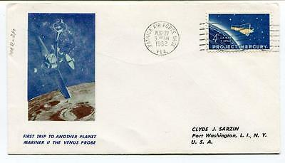 1962 First Trip Another Planet Mariner II Venus Probe Patrick Air Force Base USA