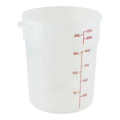 Cambro - RFS22PP190 - 22 qt Food Storage Container