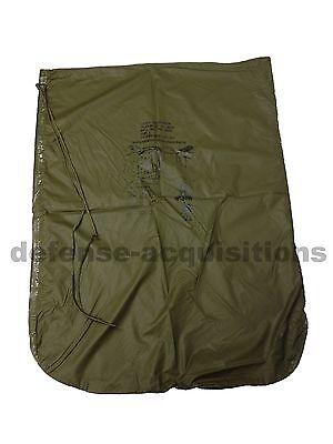 NEW ALICE Field Pack US Military Waterproof Dry Bag Pack Liner Green Size 3
