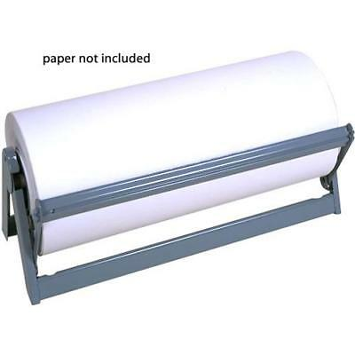 "Bulman 18"" Butcher Paper Dispenser Cutter or Kraft, Wrapping Paper A500-18"